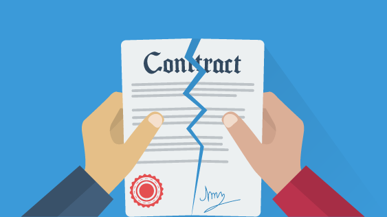 Breach of contract QLD