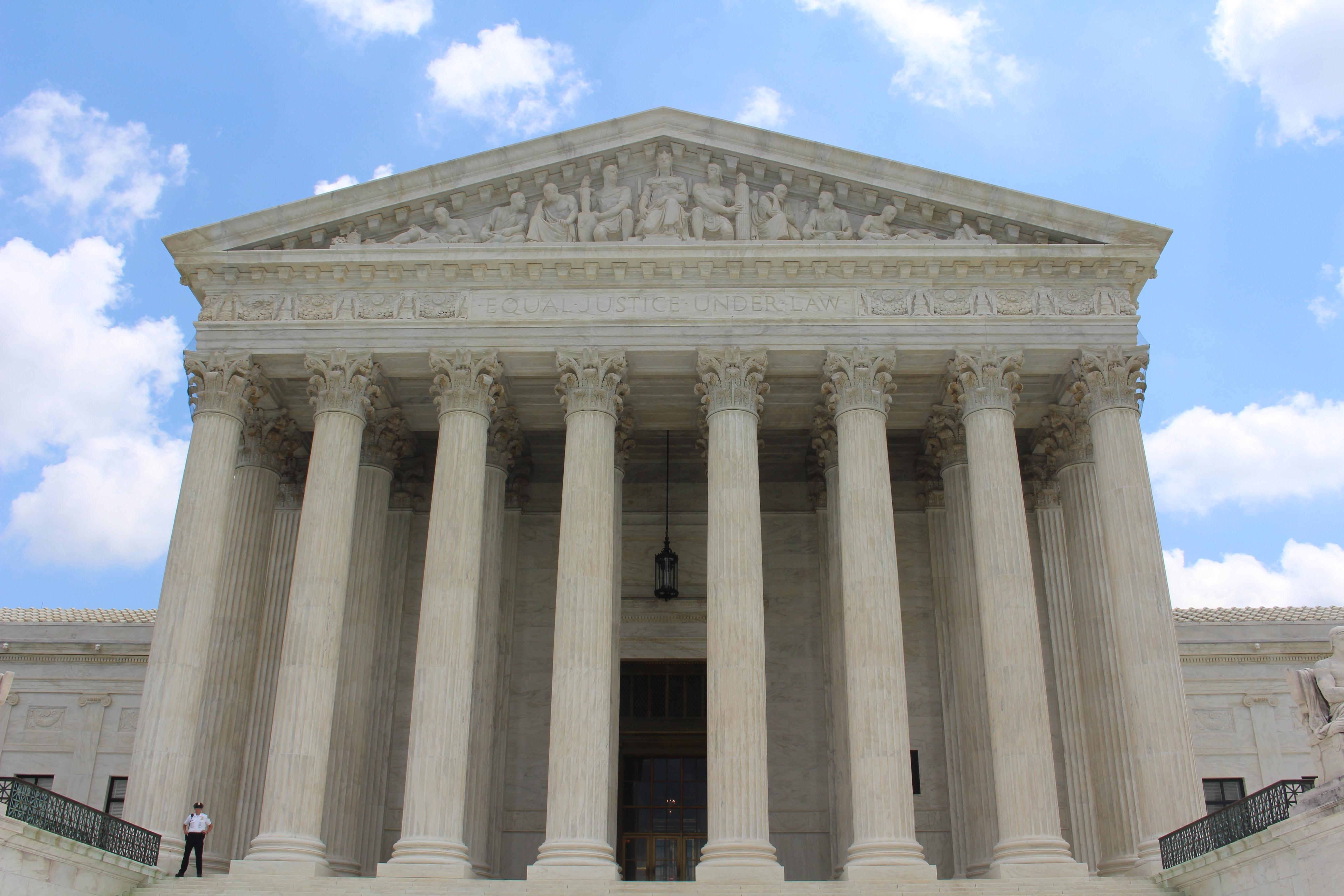 Criminal law court